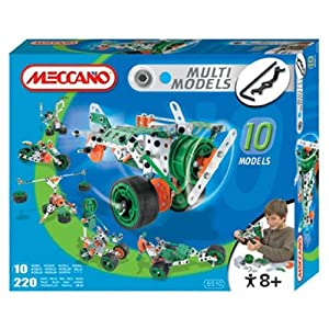 Meccano 10 - Model Set
