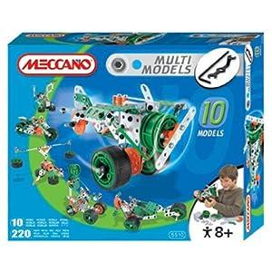 Meccano 10 - Model Set