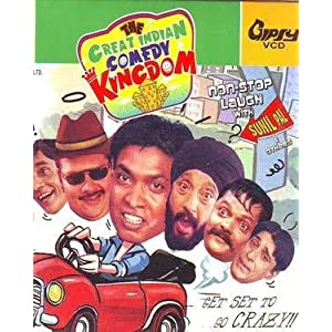 The Great Indian Comedy Kingdom