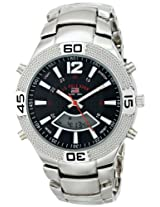 U.S. Polo Assn. Sport Men's US8230 Silver-Tone Watch