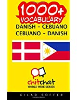 1000+ Danish - Cebuano, Cebuano - Danish Vocabulary