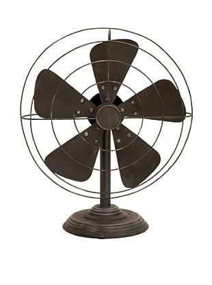 Decorative Vintage-Style Fan