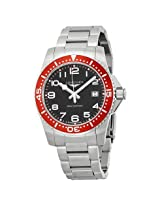Longines Hydroconquest Black Dial Stainless Steel Men'S Watch - Lng36894536