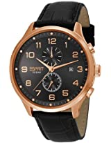 Esprit Chronograph Black Dial Men's Watch - ES105581005