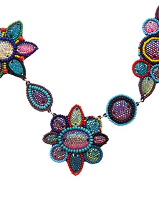 Sigris Collar Floral (Multicolor)