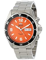 Orient Men's CEM65001M 'Orange Mako' Automatic Dive Watch