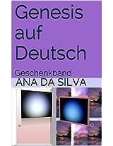 Genesis auf Deutsch: Geschenkband (Dankeschön Geschenkband 2) (German Edition)