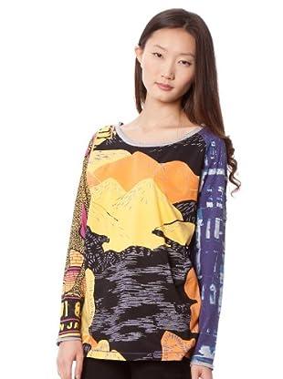 Custo T-Shirt Sash (Mehrfarbig)
