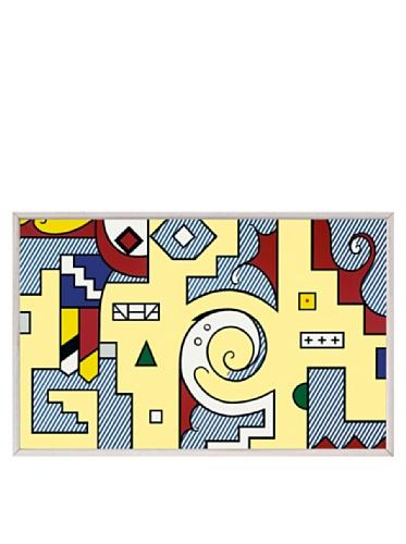 Lichtenstein - Amerind Composition II, 1979, 8.75