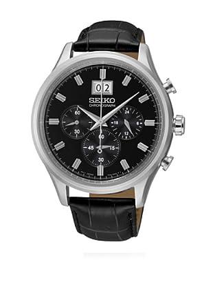 Seiko Reloj de cuarzo SPC083P2 Negro 43  mm