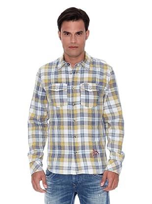 Pepe Jeans London Camisa Fuller (Multicolor)