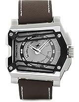 Fastrack Analog Watch - For Men Brown - 3066KL02