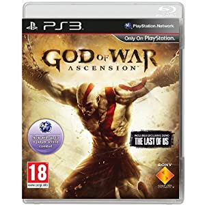 God of War: Ascension Standard Edition (PS3)