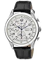 Seiko Dress Chronograph White Dial Men's Watch - SPC131P1