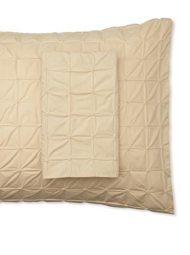 Mili Designs Pair of Spirit Pillowcases (Beige)