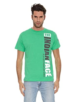The Indian Face Camiseta Sumter (Verde Pistacho)