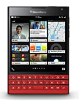 BlackBerry Passport 32GB - Red