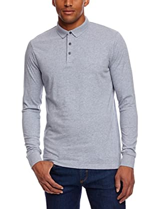 French Connection Polo Micaleso (Gris Claro)