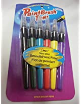 Point Brush Pens
