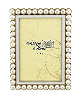 Ashleigh Manor Single Strand of Pearls Photo Frame