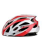 Moon Bicycle Helmet Cycling Unibody Casing Ultralight Road Bike MTB(S:#02)