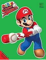 Wall Graphix: Mario Sluggers Mario 23 x 29