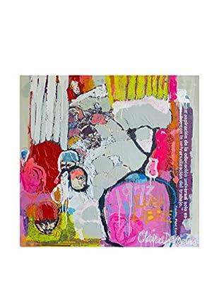 """Claire Desjardins """"Cuba Libre"""" Embellished Giclée Print"""