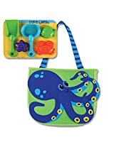 Stephen Joseph Octopus Beach Totes, Multi Color