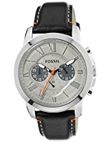 Fossil Curator Analog Pink Dial Women's Watch - ES3459I
