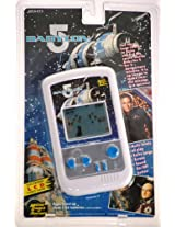 1994 - MGA / PTN - Babylon 5 - Electronic LCD Video Game - Multi-levels of Play - Large Screen / Sou