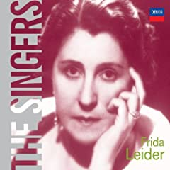 The Singers: Frida Lieder