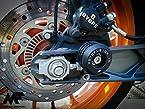 Swingarm Sliders - KTM RC 390 - Motofusion
