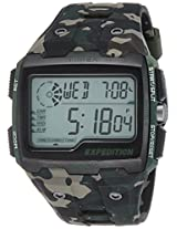 Timex Expedition Grid Shock Digital Display Black Dial Men's Watch - TW4B02900