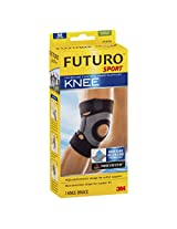 FUTURO (TM) Sport Moisture Control Knee Support (Medium)