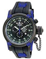 Invicta Russian Diver Silicone Chronograph Mens Watch 10180