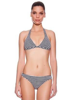 Ellese Bikini Mini Striped (Marino)