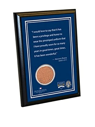 Steiner Sports Memorabilia Mariano Rivera The Final Season 2013 Quote Plaque