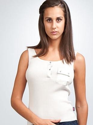 Belstaff Camiseta Army Lady (blanco)