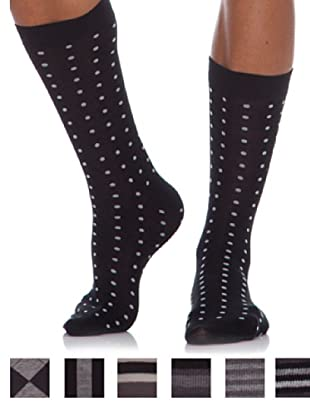 Springfield Calcetines Pack 7 Unid. negro