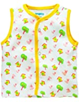 Snuggles Sleeveless Front Open Vest