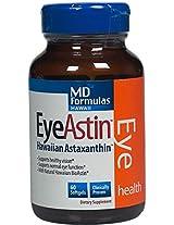 Nutrex Hawaii MD Formulas EyeAstin - 60 Vegetarian Softgels