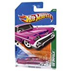 Hot Wheels 1:64 Diecast Car Assortment 2012