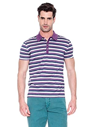 Hugo Boss Polo Genova (Morado)