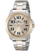 Invicta Men's 21442SYB Specialty Analog Display Quartz Two Tone Watch