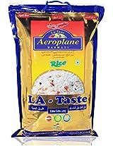 Aeroplane Basmati Rice, 5 kg