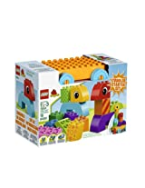 Lego Duplo Creative Play Toddler Build And Pull Along