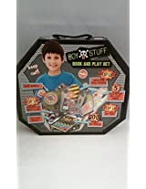 Boy Stuff Book and Play Set Spy Station