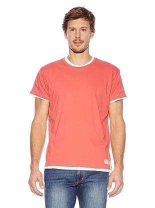 Wrangler Camiseta Tegan (Rojo)