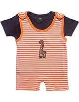 BIO KID Baby Boys' Clothing Set (BTI-197-62, Multicolour, 0-3 m)