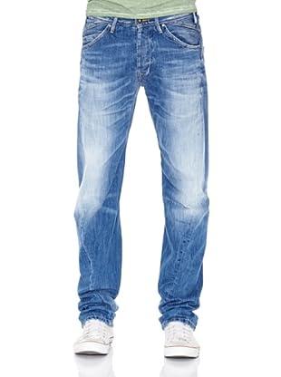 Pepe Jeans London Vaquero Rage (Azul Claro)